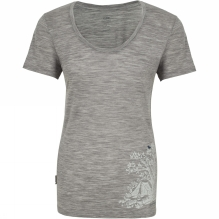 Womens Spector Short Sleeve Scoop Tee
