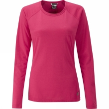 Women's Crimp Long Sleeve Tee