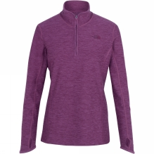 Womens Motivation 1/4 Zip Top