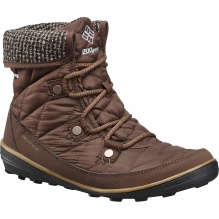 Womens Heavenly Shorty Omni-Heat Knit Boot