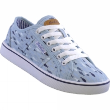 Womens Patterned Tennis Shoe