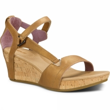 Womens Capri Wedge Sandal