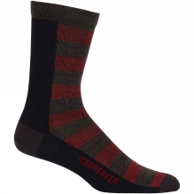 Mens Lifestyle Ultralight Crew Sock