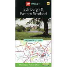50 Walks in Edinburgh and Eastern Scotland