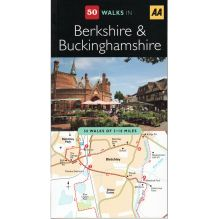 50 Walks in Berkshire and Buckinghamshire