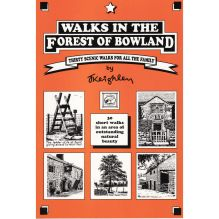 Walks in The Forest of Bowland: Thirty Scenic Walks for all the Family