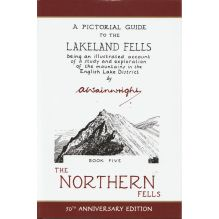 The Northern Fells: A Pictorial Guide to the Lakeland Fells Book Five