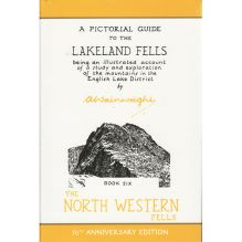 The North Western Fells: A Pictorial Guide to the Lakeland Fells Book Six