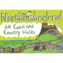 Northumberland: 40 Coast and Country Walks