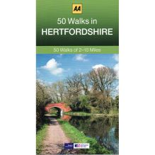 50 Walks in Hertfordshire