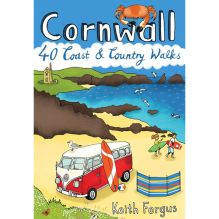 Cornwall: 40 Coast and County Walks