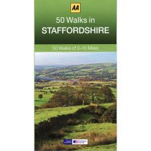 50 Walks in Staffordshire