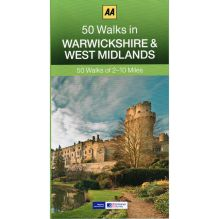 50 Walks in Warwickshire and West Midlands
