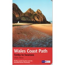 Wales Coast Path: Tenby to Swansea