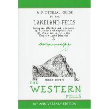 The Western Fells: A Pictorial Guide to the Lakeland Fells: Book Seven