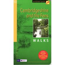 Cambridgeshire and the Fens Walks: Pathfinder Guide 51