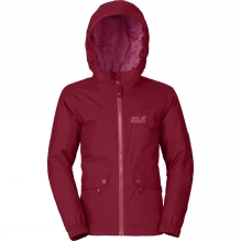 Girls Wintertime Texapore Insulated Jacket