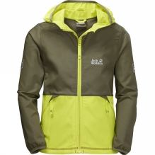 Boys Turbulence Softshell Jacket