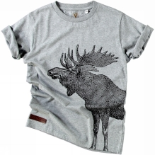 Boys Moose T- Shirt