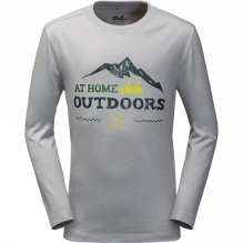 Kids Mountain Range Long Sleeve Top