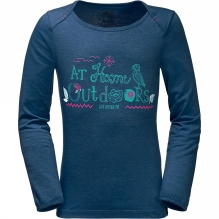 Kids Atlantic Puffin Long Sleeve Top