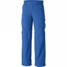 Boys Silver Ridge III Convertible Pants