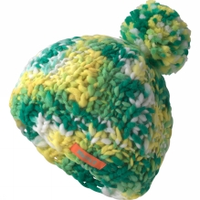 Girls Frosty Pom Hat