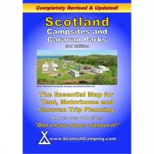 Scotland: Campsites and Caravan Parks