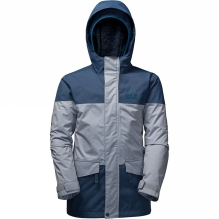 Boys Snowy Trail 3-in-1 Jacket Age 14+