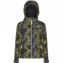 Youths Clopin Softshell Jacket Age 14+