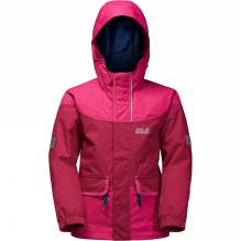 Girls Glacier Bay Jacket Age 14+