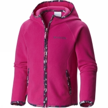 Girls Fast Trek Hooded Fleece Age 14+