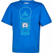 Boys Camp Light Graphic Tee Age 14+