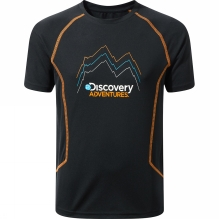 Mens Discovery Adventures Short Sleeve T-Shirt