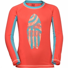 Kids Shoreline Long Sleeve Top