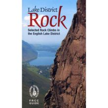 Lake District Rock: FRCC Guide