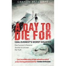 A Day to Die For: 1996: Everest's Worst Disaster