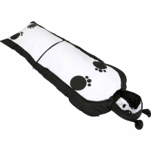 Kids Starwalker Panda Sleeping Bag