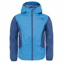 Girls Zipline Rain Jacket Age 14+