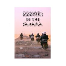 Scooters in the Sahara DVD