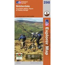 Explorer Map 298 Nidderdale