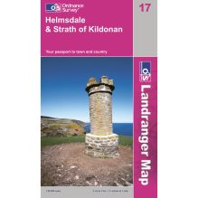 Landranger Map 17 Helmsdale and Strath of Kildonan