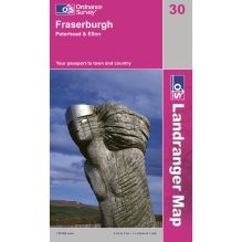 Landranger Map 30 Fraserburgh
