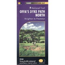 Offa's Dyke Path North: Knighton to Preston