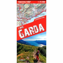 Lake Garda: Trekking Map