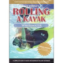Rolling a Kayak: Whitewater (DVD)