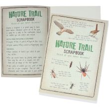 Nature Trail Scrap Book