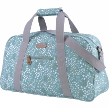 Womens Floral Overnight Bag