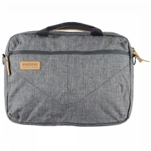 Wire Grey Laptop Briefcase