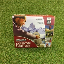 Expedition Food Pack Vegetarian (Menu 6)